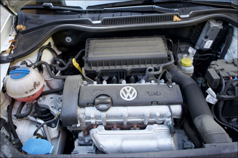 Volkswagen Polo engine