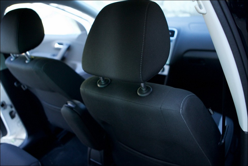 Volkswagen Polo seats